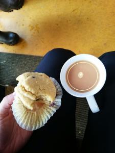 Kuva muffinssi